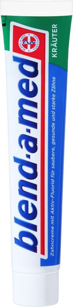 Abbildung des Sortimentsartikels Blend-a-med Zahncreme Kräuter 75ml