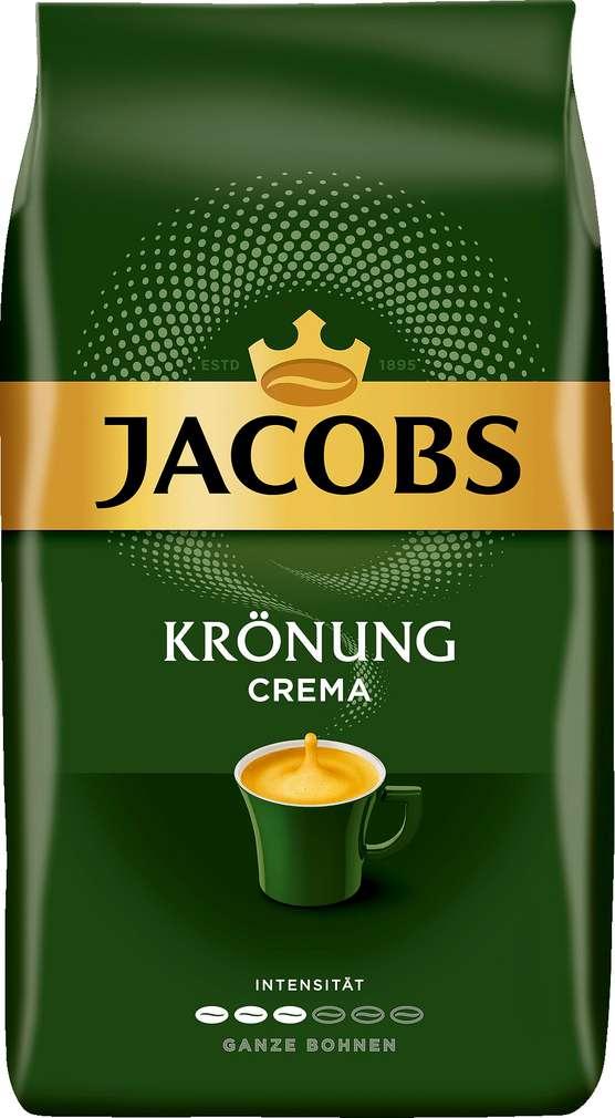 Abbildung des Sortimentsartikels Jacobs Krönung Caffè Crema 1000g