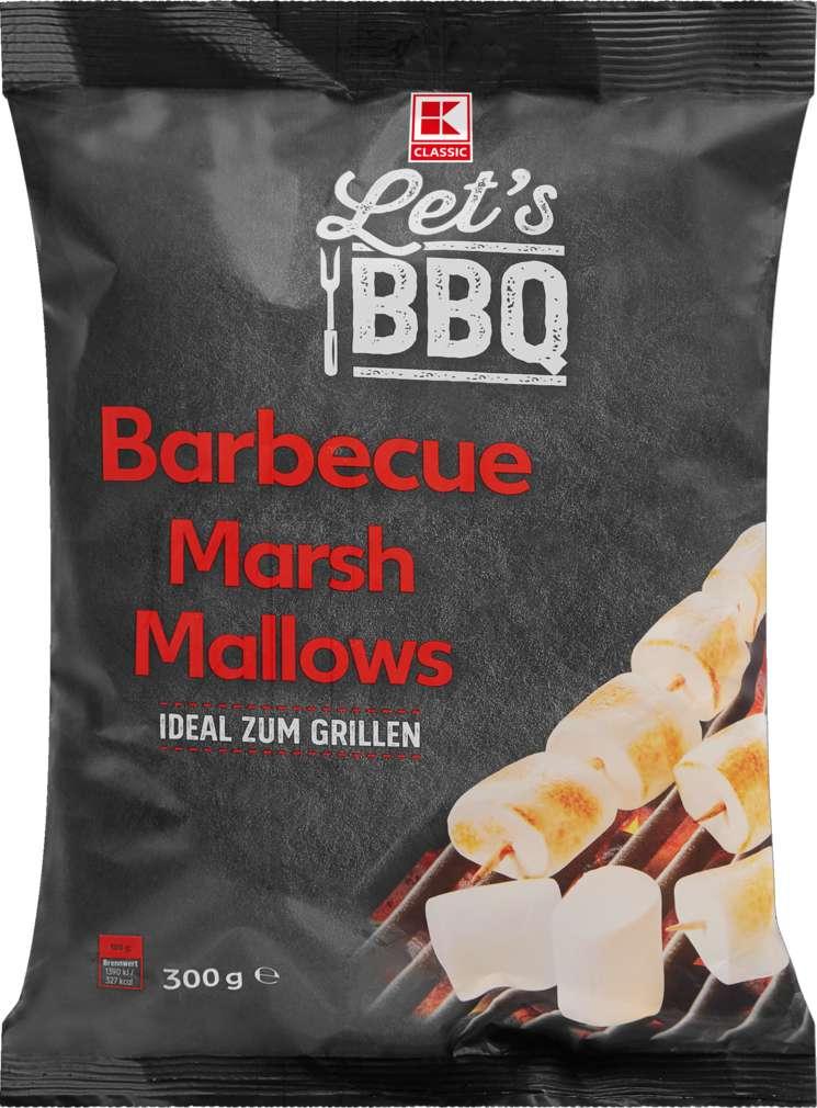 Abbildung des Sortimentsartikels K-Classic Let's BBQ Marshmallows 300g