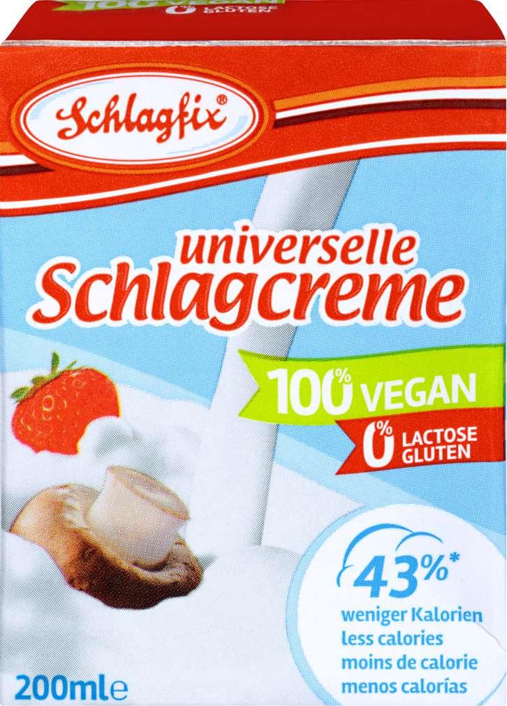 Abbildung des Sortimentsartikels Leha Schlagfix Universelle Schlagcreme vegan 200ml