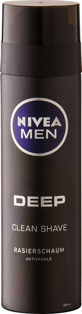 Abbildung des Sortimentsartikels Nivea Men Rasierschaum Deep Clean 200ml