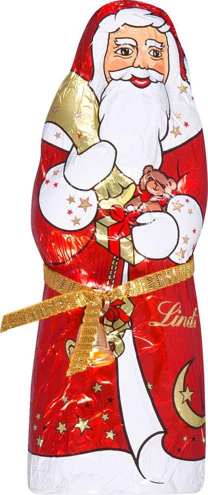 Abbildung des Sortimentsartikels Lindt Weihnachtsmann 125g
