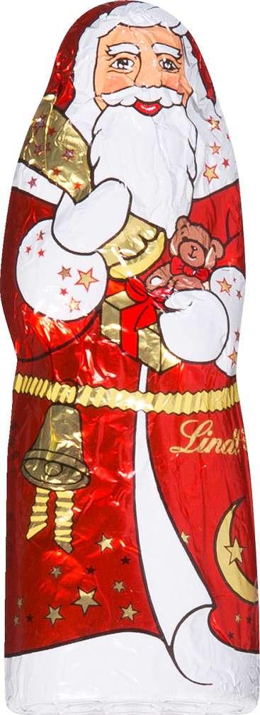 Abbildung des Sortimentsartikels Lindt Weihnachtsmann 40g