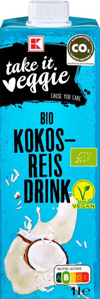 Abbildung des Sortimentsartikels K-Take it Veggie Kokosdrink 1,0l