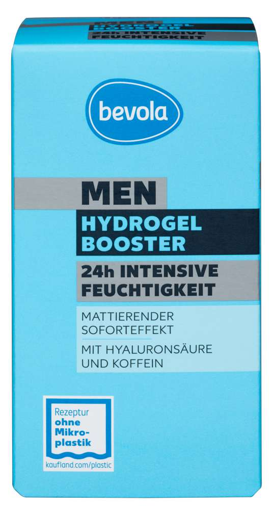 Abbildung des Sortimentsartikels Bevola Hydro Gel Men 50ml
