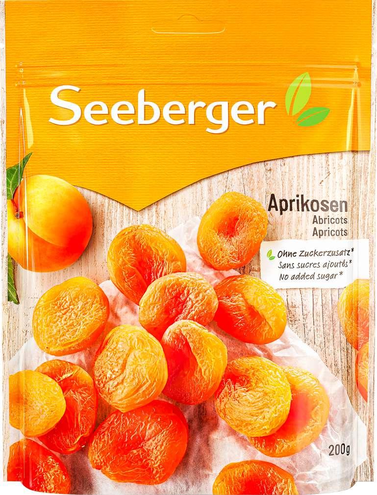 Abbildung des Sortimentsartikels Seeberger Aprikosen 200g