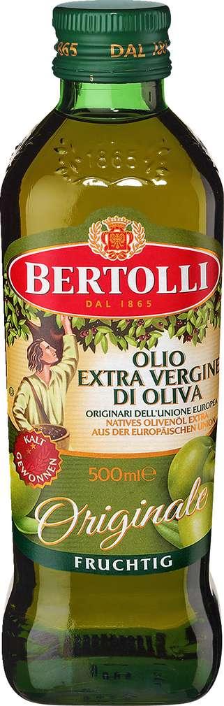 Abbildung des Sortimentsartikels Bertolli Olivenöl Extra Vergine Originale 500ml