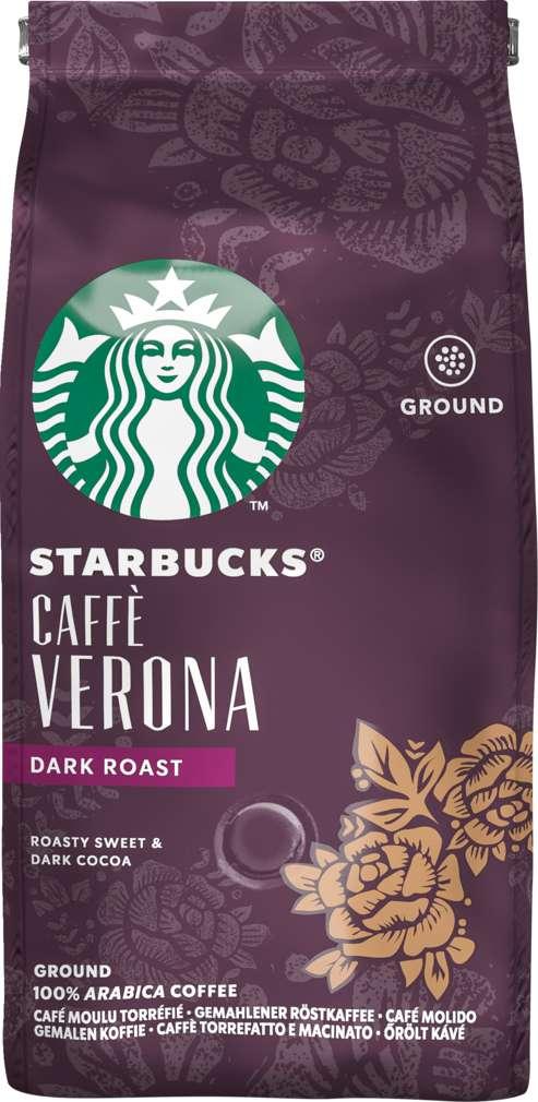 Abbildung des Sortimentsartikels Starbucks® Caffè Verona gemahlen 200g