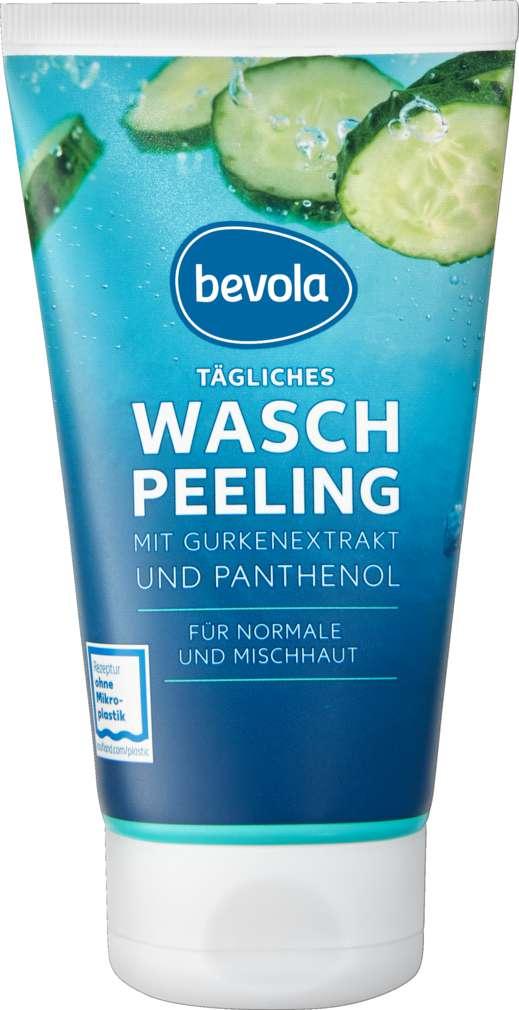 Abbildung des Sortimentsartikels Bevola Waschpeeling für jeden Hauttyp 150ml