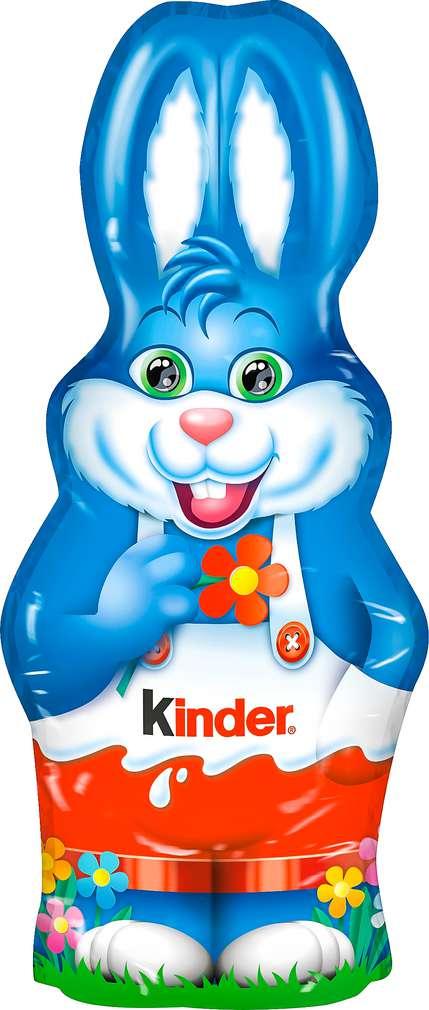 Abbildung des Sortimentsartikels Ferrero Kinder Schokolade Harry Hase 55g