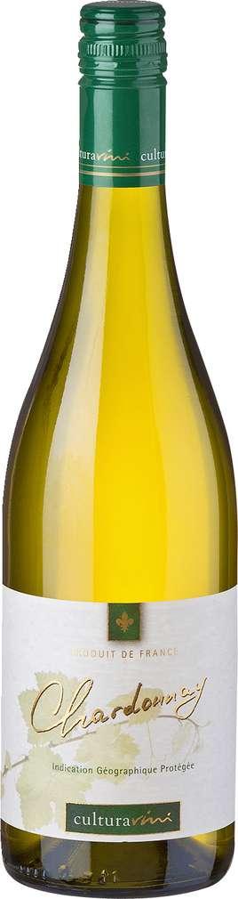 Abbildung des Sortimentsartikels Cultura Vini Chardonnay 0,75l