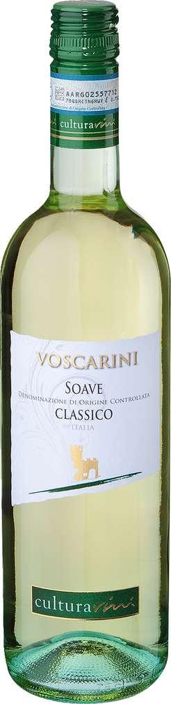 Abbildung des Sortimentsartikels Cultura Vini Voscarini Soave Classico 0,75l