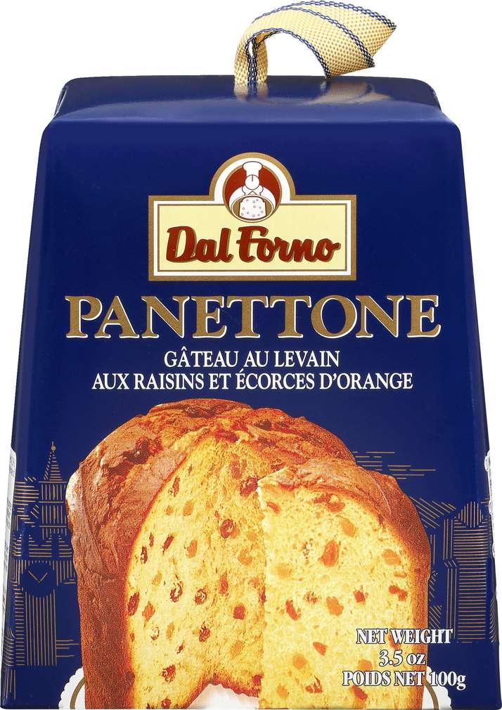 Abbildung des Sortimentsartikels Dal Forno Panettone 100g