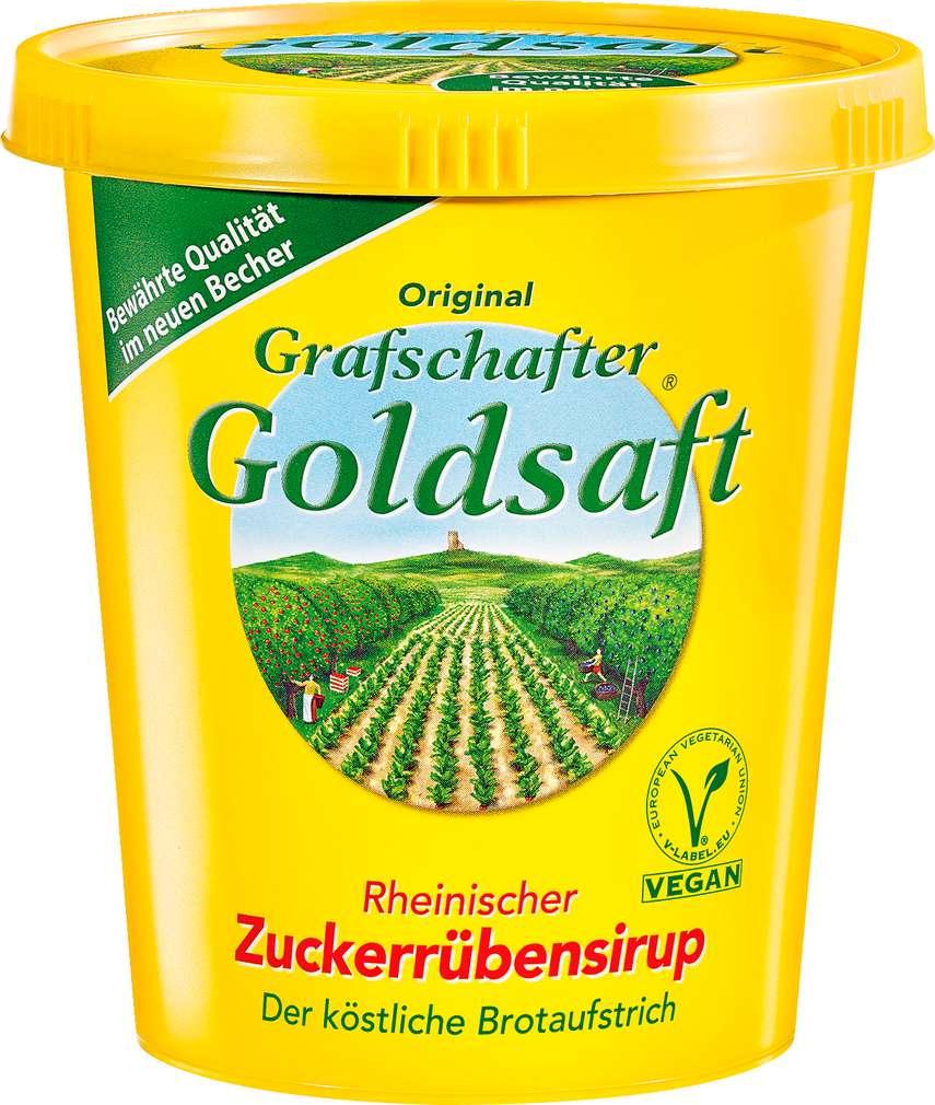 Abbildung des Sortimentsartikels Grafschafter Goldsaft 450g
