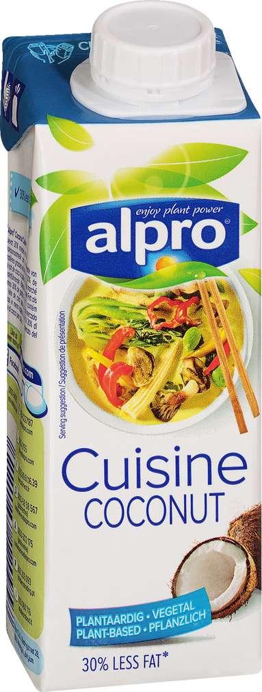 Abbildung des Sortimentsartikels Alpro Cuisine Coconut Kochcreme 250ml