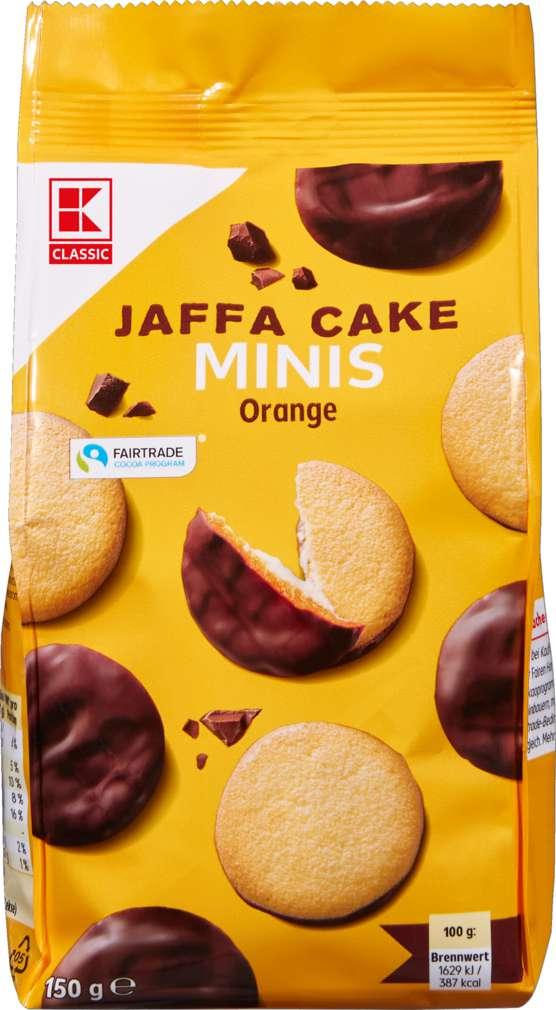 Abbildung des Sortimentsartikels K-Classic Mini Jaffa Cake 150g