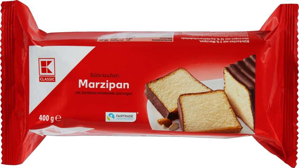 Abbildung des Sortimentsartikels K-Classic Marzipan Rührkuchen 400g