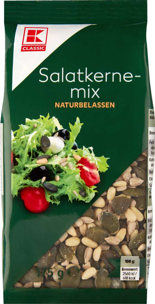 Abbildung des Sortimentsartikels K-Classic Salatkerne-Mix naturbelassen 175g