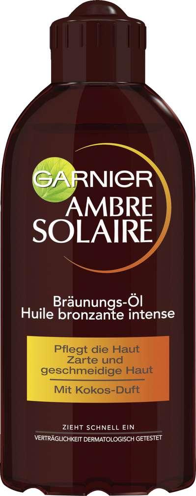 Abbildung des Sortimentsartikels Garnier Ambre Solaire Bräunungs-Öl 200ml