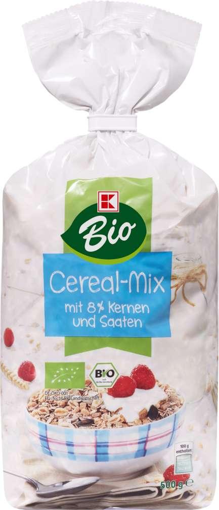 Abbildung des Sortimentsartikels K-Bio Cereal-Mix 500g