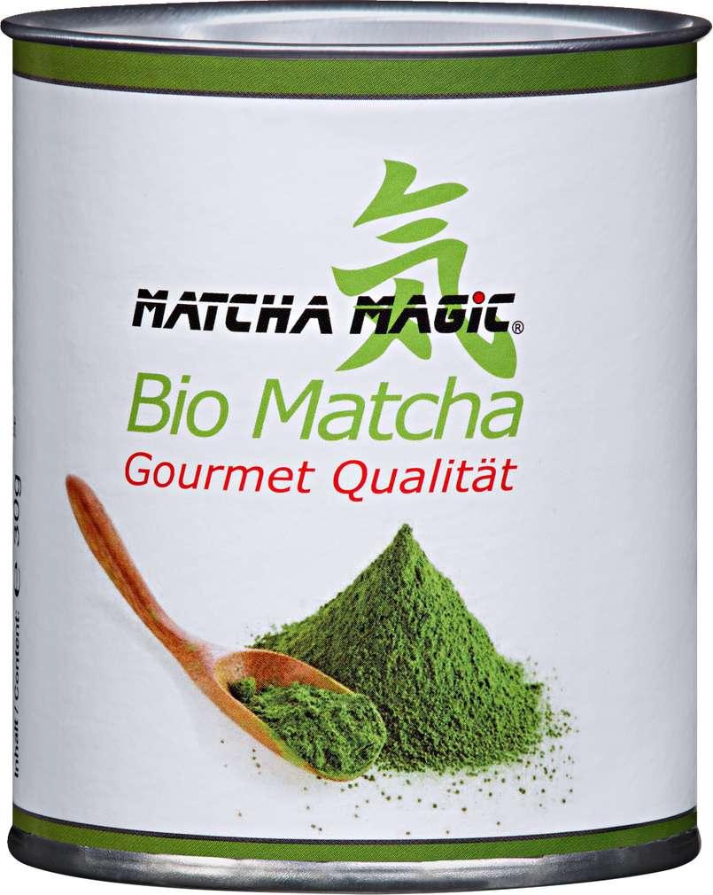 Abbildung des Sortimentsartikels Matcha Magic Matcha Gourmet Qualität 30g