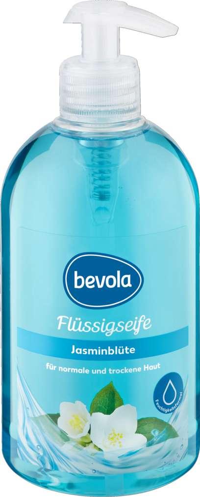 Abbildung des Sortimentsartikels Bevola Flüssigseife Jasminblüte 500ml