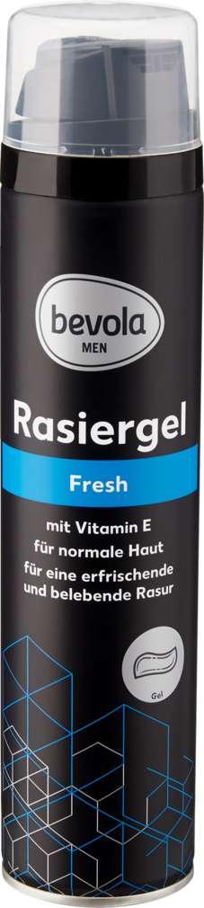 Abbildung des Sortimentsartikels Bevola Rasiergel Men Fresh 250ml