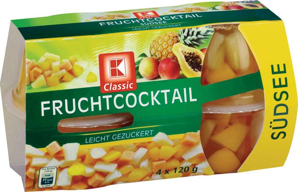 Abbildung des Sortimentsartikels K-Classic Fruchtcup Südsee 480g