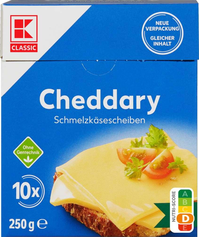 Abbildung des Sortimentsartikels K-Classic Chester Scheiben 35% Fett i.Tr. 250g