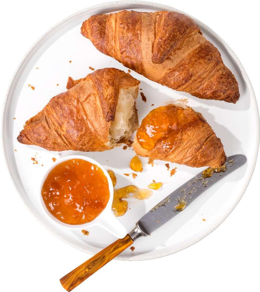 Abbildung des Sortimentsartikels  Buttercroissant