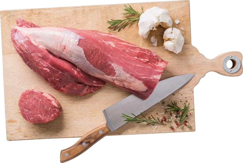 Abbildung des Sortimentsartikels Wertschätze US Black Angus Beef Rinderfilet