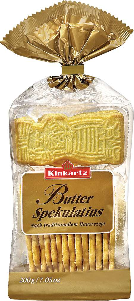 Abbildung des Sortimentsartikels Kinkartz Butterspekulatius 200g
