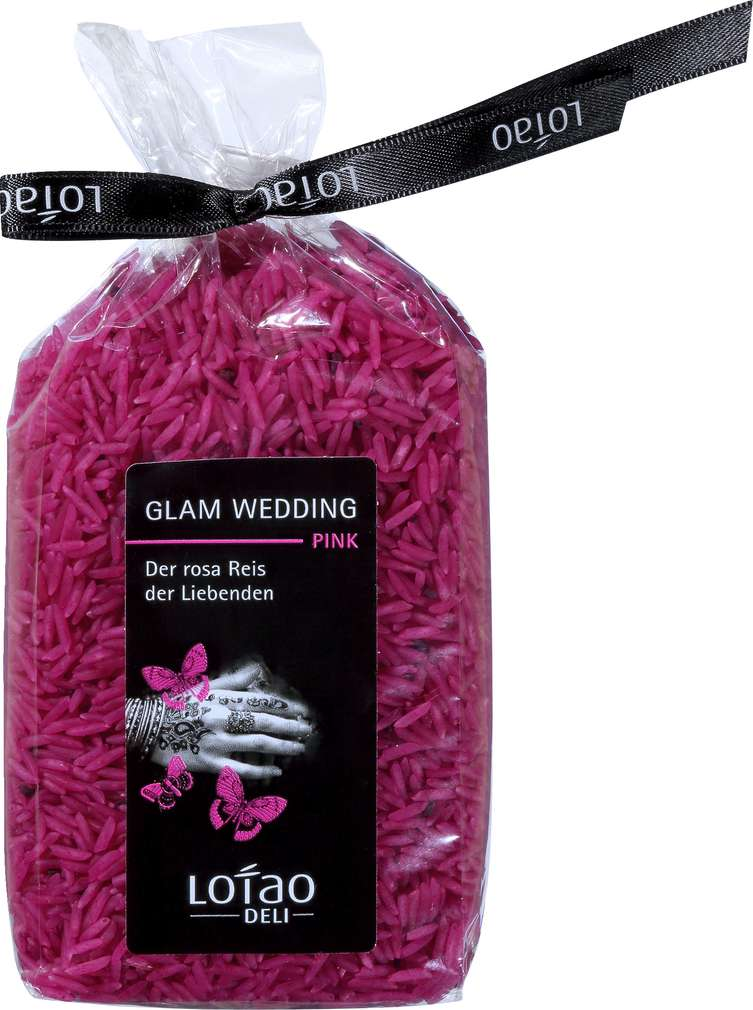 Abbildung des Sortimentsartikels Lotao Glam Wedding Reis 300g