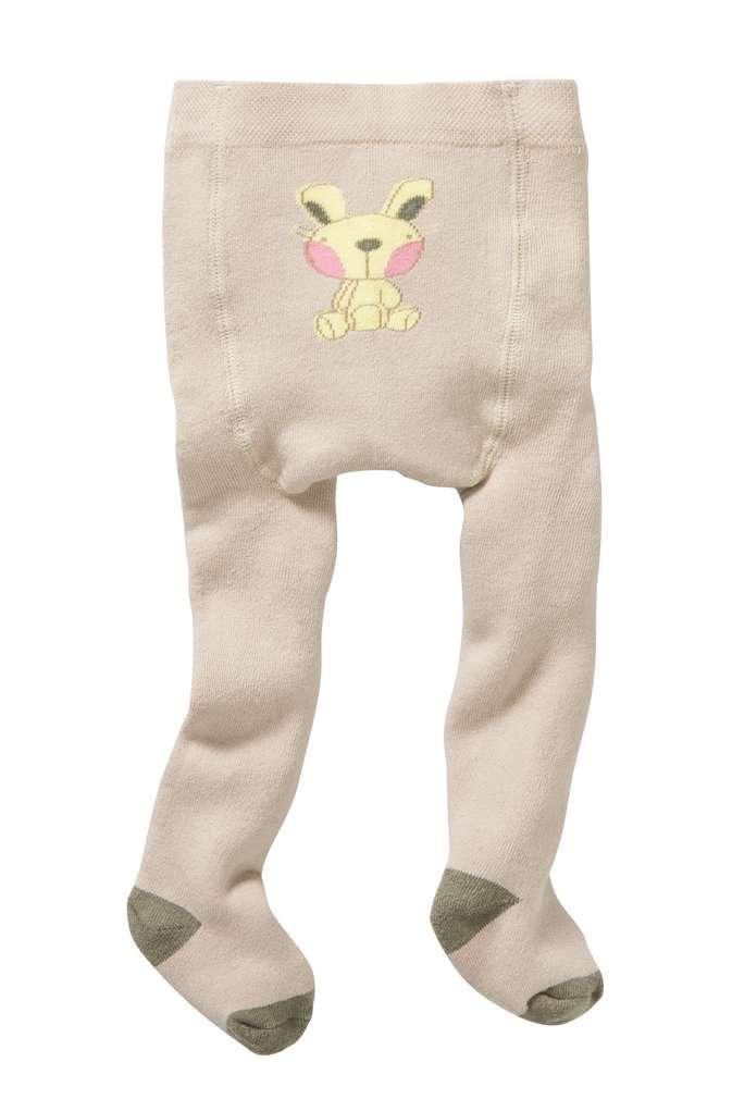 Abbildung des Sortimentsartikels Kuniboo Baby Strumpfhose Vollfrottee Gr. 50/56 - 74/80 1 Stück
