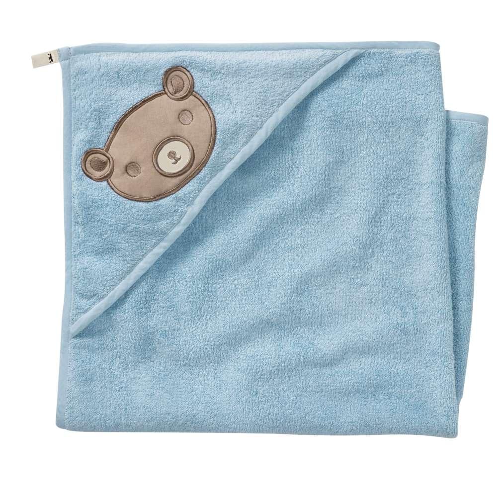 Abbildung des Sortimentsartikels Kuniboo Jungen Baby Kapuzenhandtuch Einheitsgröße 1 Stück