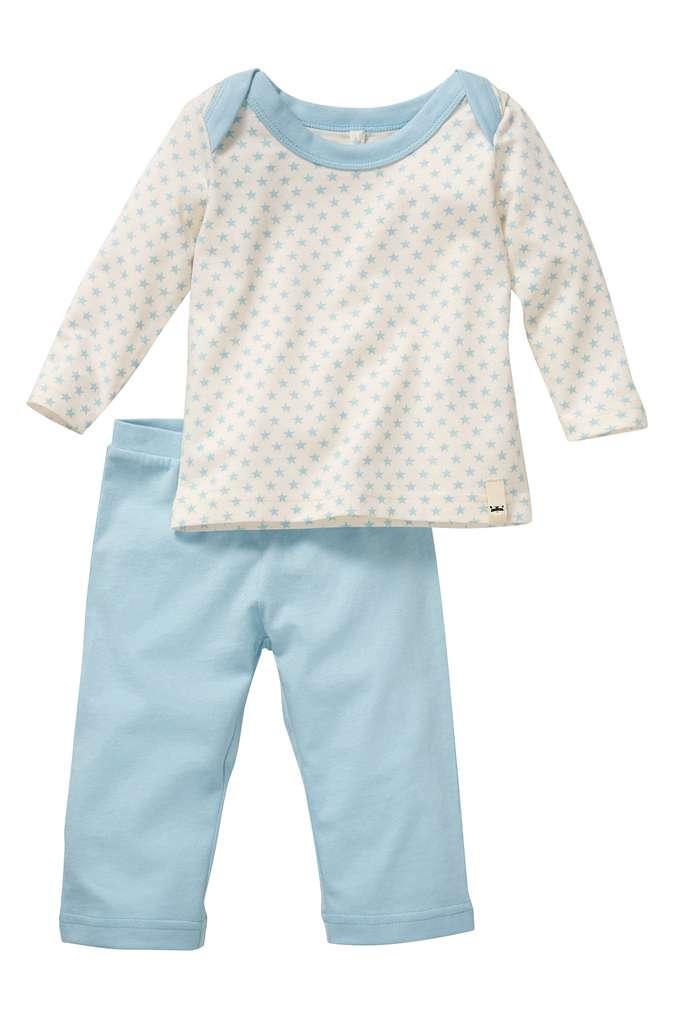 Abbildung des Sortimentsartikels Kuniboo Jungen Baby Schlafanzug Größe 74/80 - 98/104 1 Set