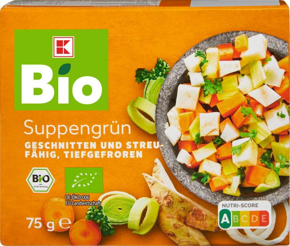 Abbildung des Sortimentsartikels K-Bio Suppengrün 75g