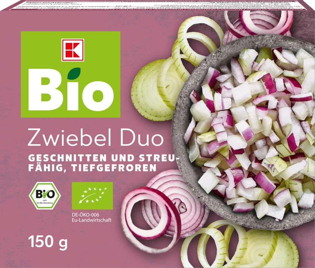 Abbildung des Sortimentsartikels K-Bio Zwiebel-Duo 150g