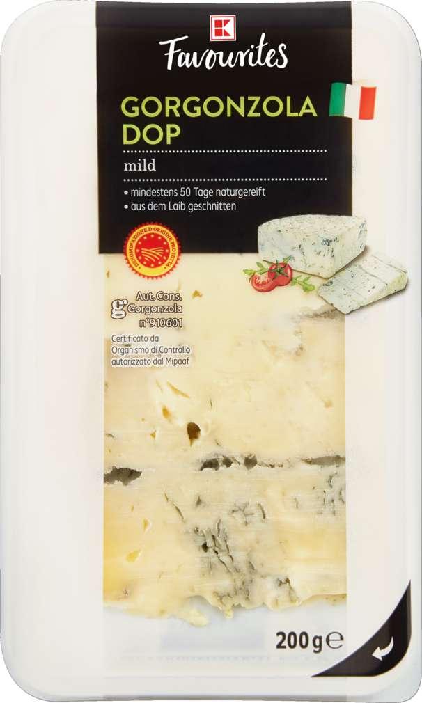 Abbildung des Sortimentsartikels K-Favourites Gorgonzola DOP Creme 48% 200g