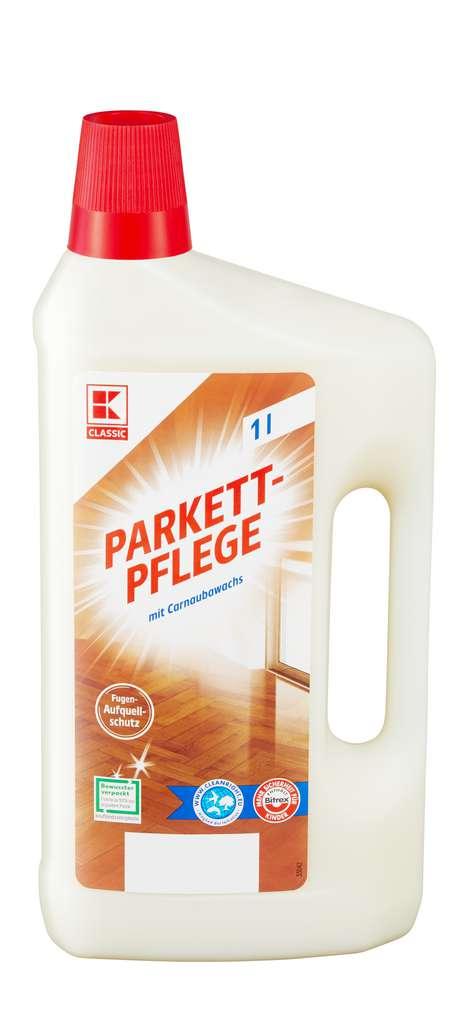 Abbildung des Sortimentsartikels K-Classic Parkettpflege 1,0l