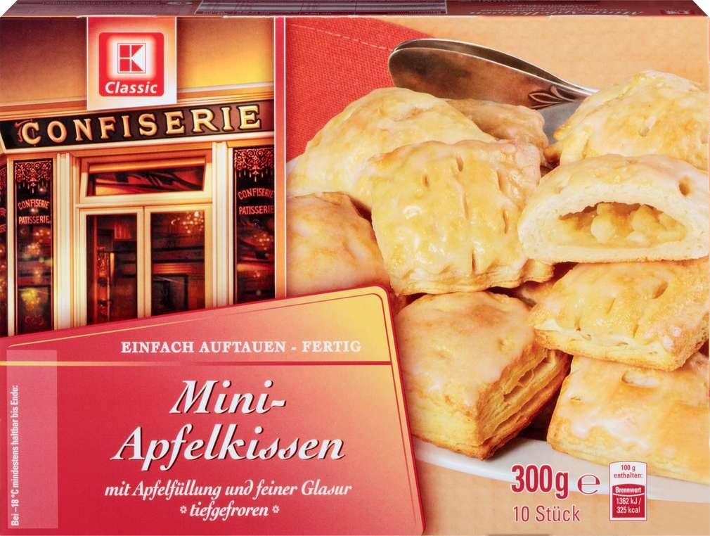 Abbildung des Sortimentsartikels K-Classic Mini-Apfelkissen 300g