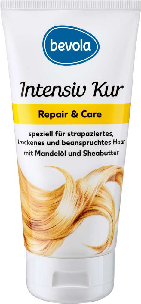 Abbildung des Sortimentsartikels Bevola Intensiv Kur Repair & Care 150ml