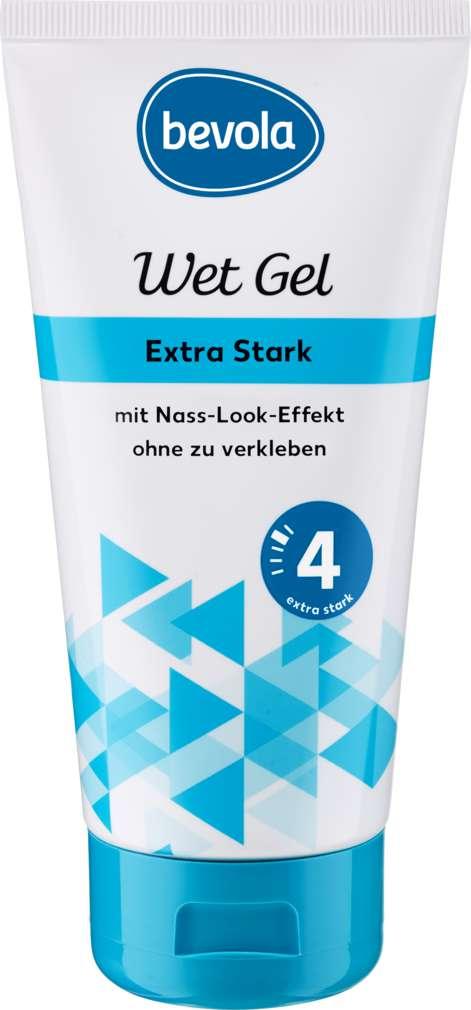 Abbildung des Sortimentsartikels Bevola Wetgel Extra Stark 150ml