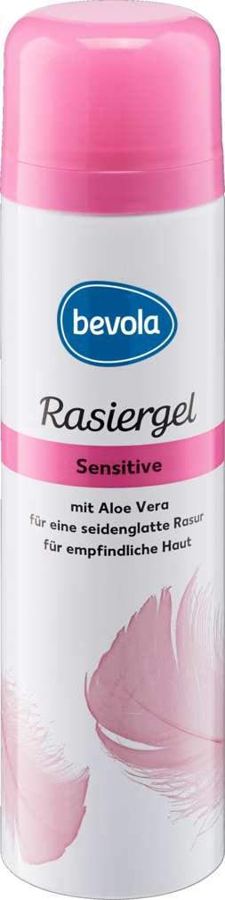 Abbildung des Sortimentsartikels Bevola Rasiergel Woman Sensitive 200ml