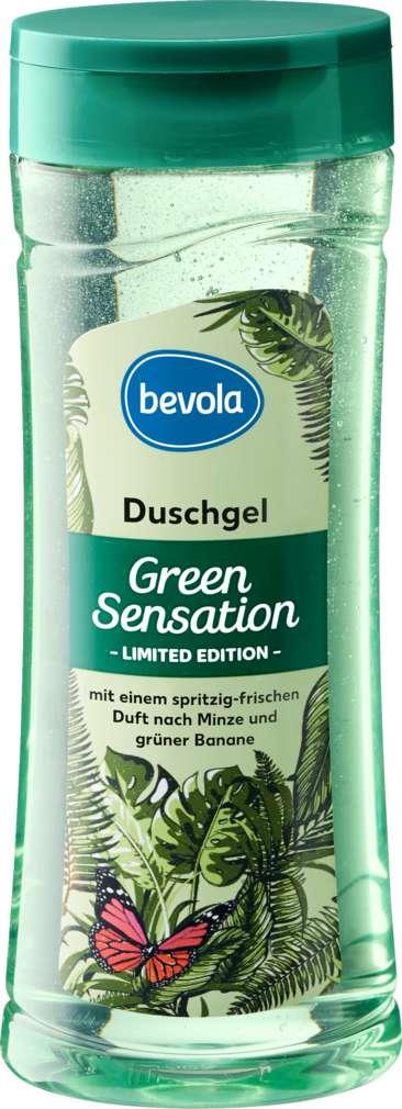 Abbildung des Sortimentsartikels Bevola Duschgel Limited Ed. Green Sensation 300ml
