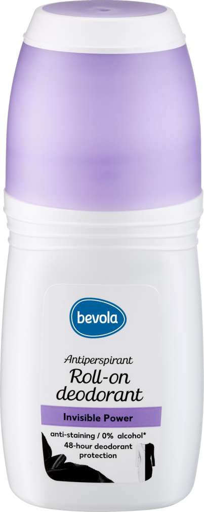 Abbildung des Sortimentsartikels Bevola Deo Roll-on Woman Invisible Power 50ml