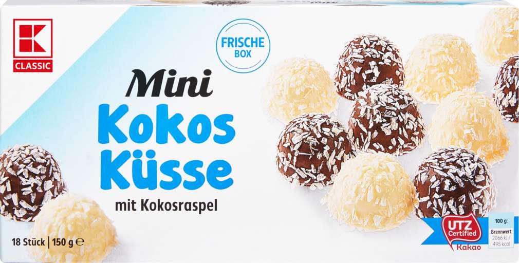 Abbildung des Sortimentsartikels K-Classic Kokosschaumkuss 150g