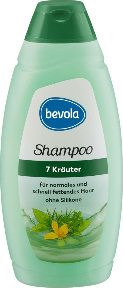 Abbildung des Sortimentsartikels Bevola Shampoo 7 Kräuter 500ml