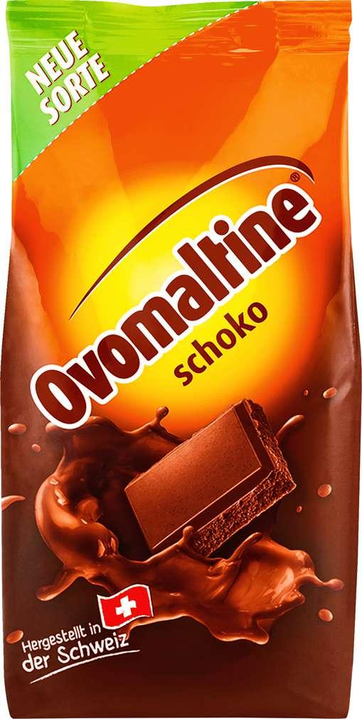 Abbildung des Sortimentsartikels Ovomaltine Ovomaltine Schoko 450g