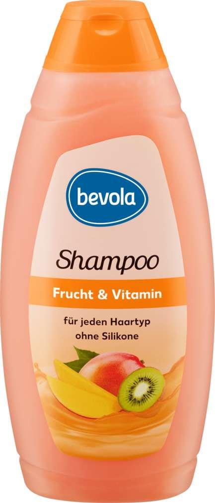Abbildung des Sortimentsartikels Bevola Shampoo Frucht & Vitamin 500ml